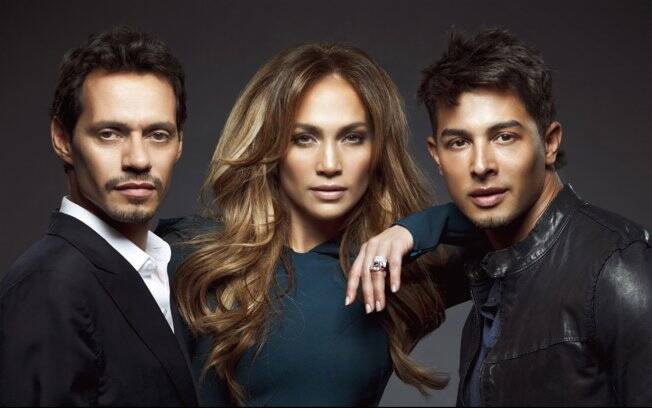 Marc Anthony, Jennifer Lopez e Jamie King