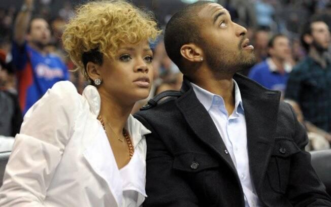 Rihanna e Matt Kemp estão prestes a terminar namoro