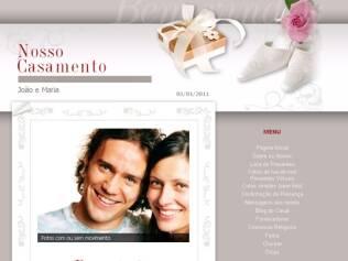 Serviços online organizam a vida dos noivos e orientam os convidados