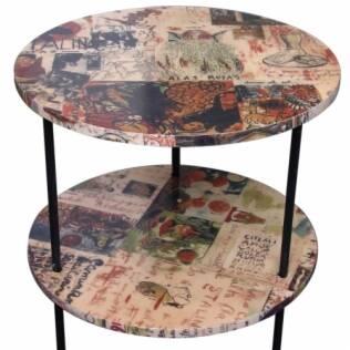 A cadeira Bolacha, da artista plástica Vera Souto, é uma releitura do passado
