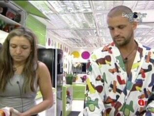 Natália e Diogo falam sobre Anjo
