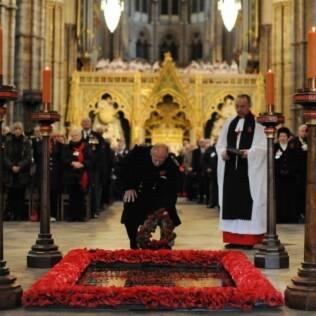 Túmulo do Soldado Desconhecido receberá o buquê de Kate Middleton