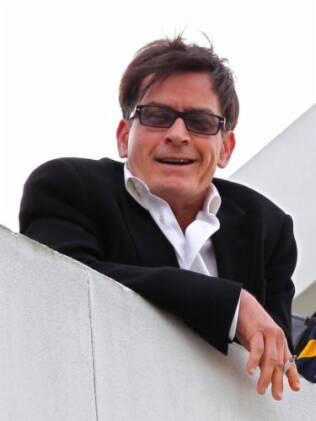 Charlie Sheen: confissões