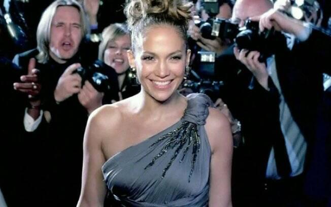 A cantora em cena do comercial