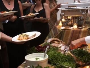 Chefs recomendam simplicidade e diversidade na hora de montar o menu da festa
