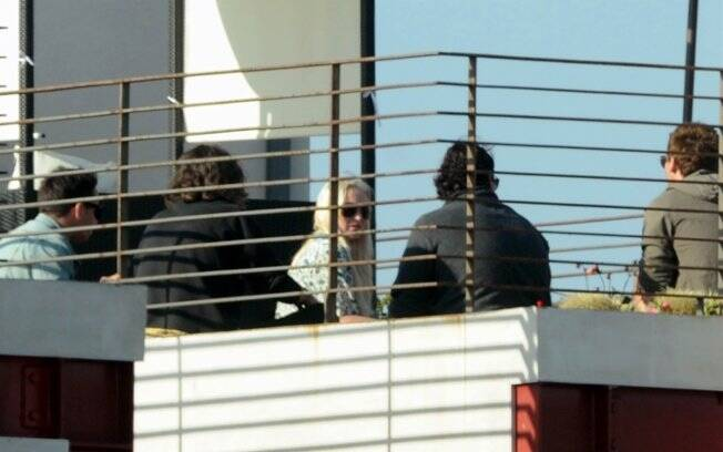 Lindsay Lohan alugou a casa em Venice Beach por R$ 2,4 milhões