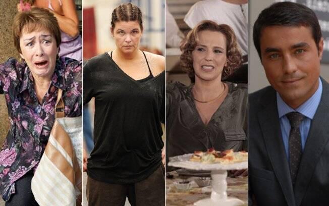 Carmem, Araci, Clarice e Henrique: as próximas vítimas