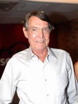 John Herbert: ator faleceu às 12h30 desta quarta-feira