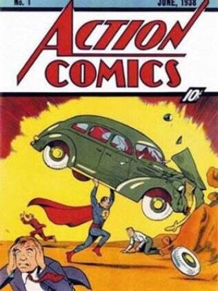 Action Comics, de 1938