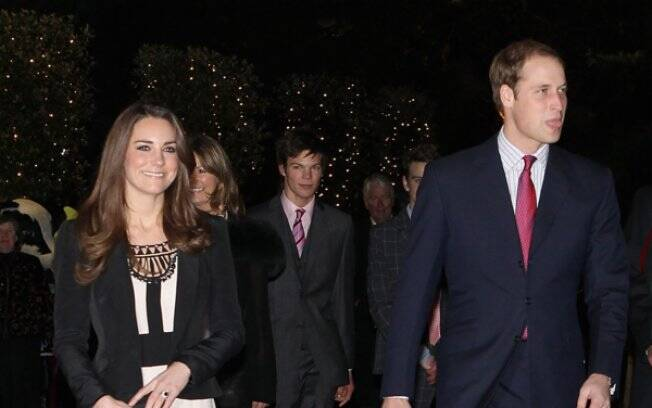 Kate Middleton e o Príncipe William: os convites começaram a ser enviados