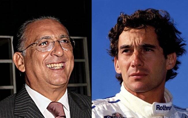 Galvão e Senna:
