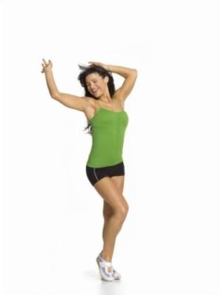 Zumba: ela exige apenas um pouquinho de coordenação e pode ser praticada individualmente
