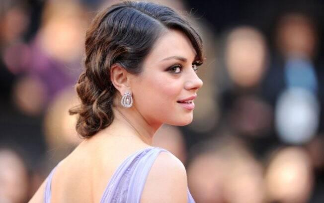 Ao lado de Justin Timberlake, Mila Kunis apresentou o Oscar de Melhor Curta de Animação