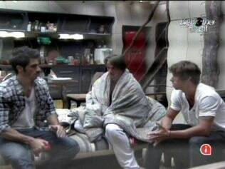 Brothers falam sobre Paredão