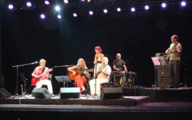 Músicos interpretaram clássicos da Bossa Nova como O Barquinho e Samba de Verão