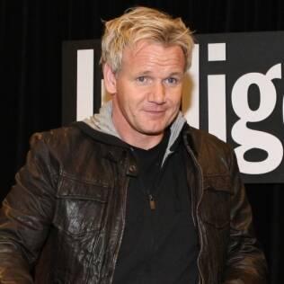 Gordon Ramsay: implante de cabelo