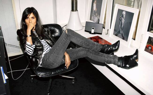Emmanuelle Alt: provável substituta de Carine Roitfeld