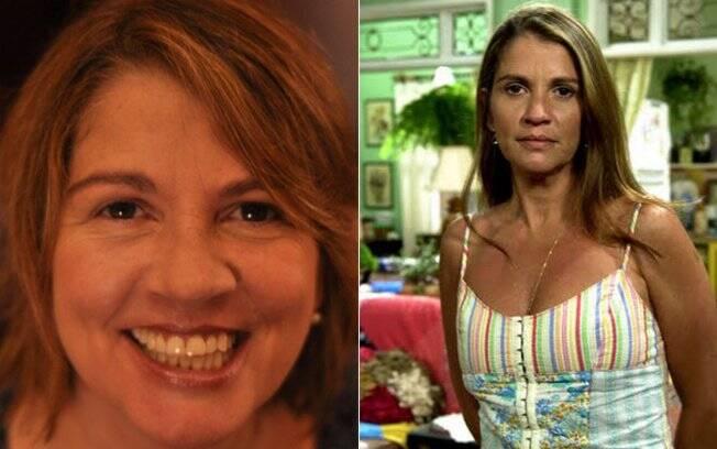 Tássia Camargo foi internada com gastroenterite infecciosa