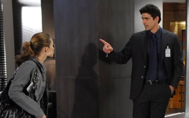Saiba o que andam falando sobre Reynaldo Gianecchini e Mariana Ximenes no duelo de celebridades