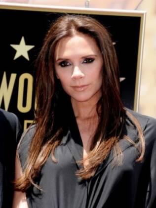 Victoria Beckham nomeou a filha de Harper Seven