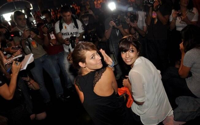 Carolina Dieckmann e Maria Ribeiro