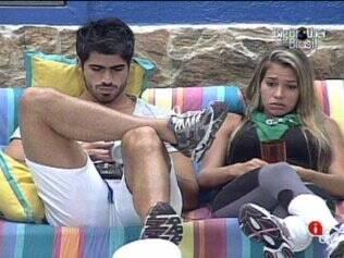 Adriana quer conquistar o Anjo para imunizar Rodrigão, mas ele diz que não vai aceitar