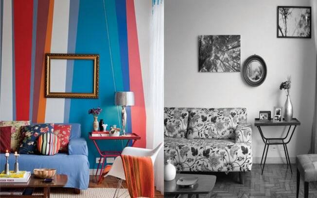 Fábio Galeazzo garante que é possível dar uma cara nova à decoração da casa apenas repaginando móveis e objetos. Assim como nesta sala