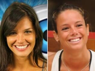 Talula e Fernanda Cardoso: BBBs se conheceram em um trabalho como promotora de eventos