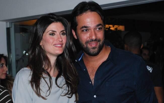 Isabella Fiorentino e Stefano Hawilla: vem aí três crianças