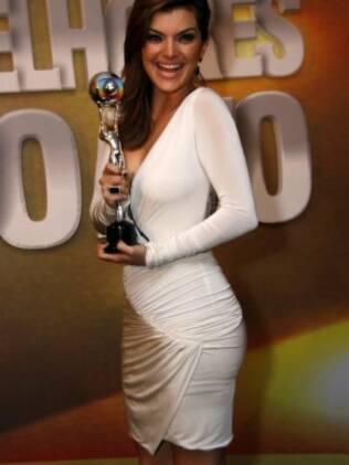 Mayana Neiva: Prêmio de Atriz Revelação