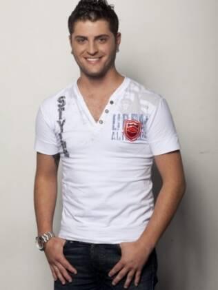 Raphael Diniz está fora do Ídolos 2011