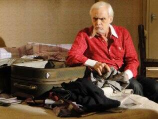 Olavo fica decepcionado e vai para a quitinete de Berilo