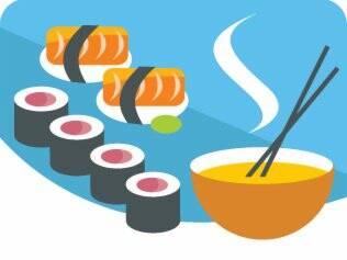 Comida japonesa: consumo de peixe cru divide opiniões