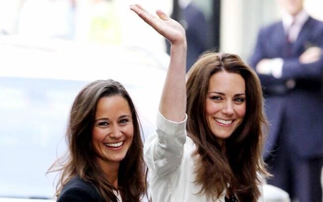 Pippa e Kate Middleton: rusgas entre as irmãs?