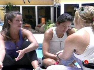 Sisters reclamam de Michelly
