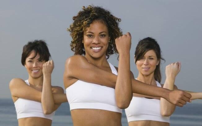 Benefício extra: malhar regularmente pode proteger contra o câncer de endométrio