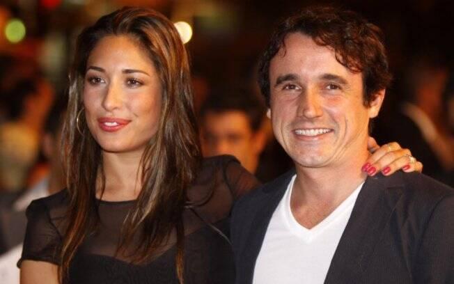 Gisele Itiê e Caio Junqueira