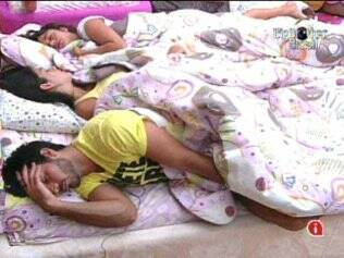 Rodrigão, Maria e Talula dormiam na mesma cama