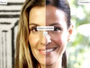 Compare Deborah Secco e Fernanda de Freitas