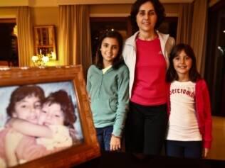 Maria Theresa, Maria Cecília e Camila: a primeira nasceu na França, a segunda nos EUA