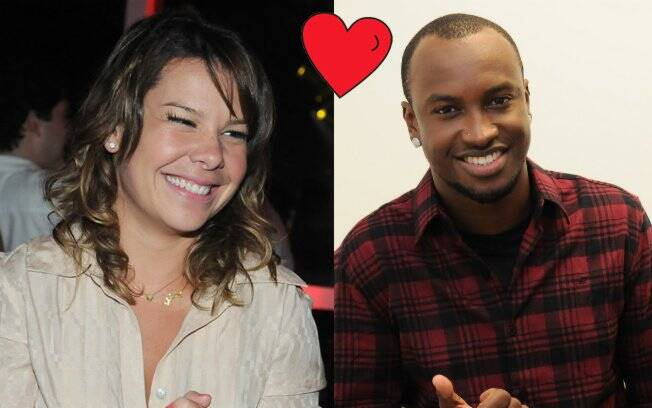 Fernanda Souza e Thiaguinho: o amor está no ar