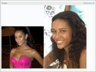 Taís Araújo: fotos da atriz ilustram site de prostituição