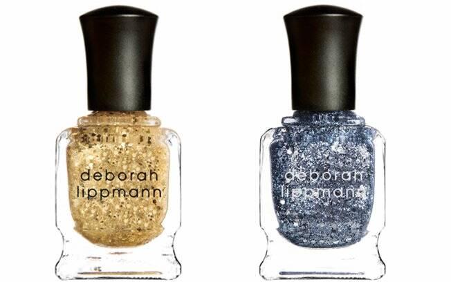 Feitos de ouro e diamante, os esmaltes da marca Deborah Lippmann custam R$38