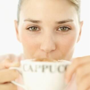 Capuccino cosmético estimula a produção de colágeno e previne rugas