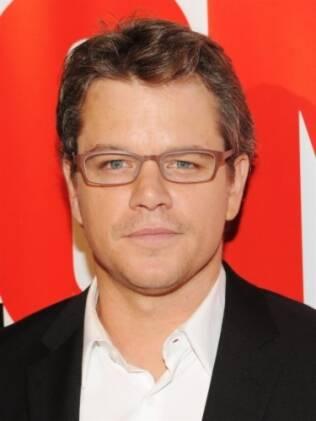 Matt Damon: revoltado com a Universal
