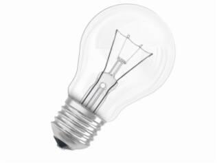 Para a redução de energia, todas as lâmpadas incandescentes serão proibidas
