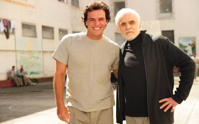Rodrigo Lombardi e Francisco Cuoco