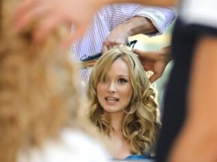 Tratamentos para os cabelos atraem clientes que se interessam por outros serviços