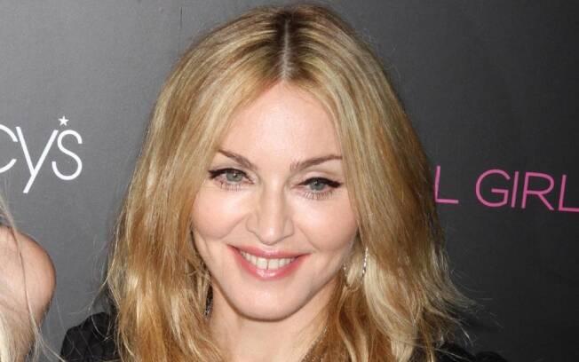 Madonna: regalias em hotel de Berlim