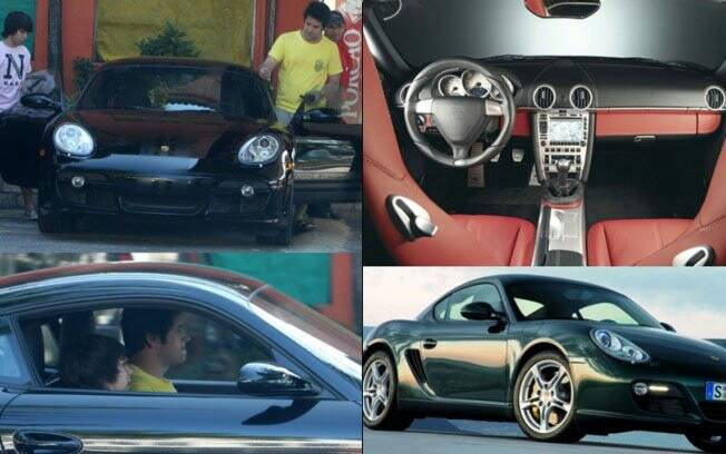 Murilo Benício e seu carro esportivo avaliado em R$ 350 mil